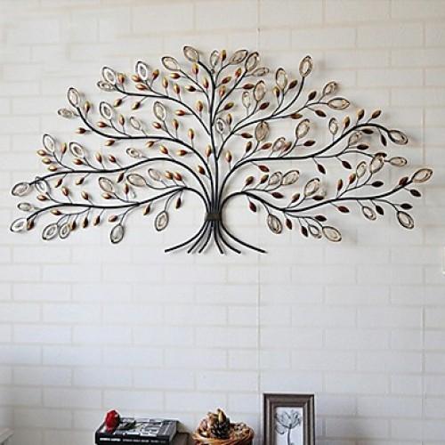 Metal Wall Art, Tree Of Life