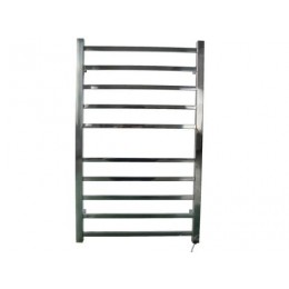 ELECTRIC HEATED BATHROOM TOWEL RACK / RAILS - 100W