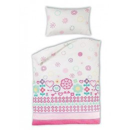 JINX BY LINEN HOUSE KIDS MAGICAL GARDEN QUILT COVER SET (SINGLE)